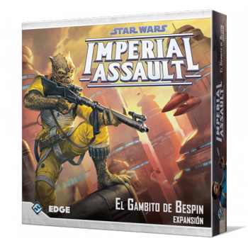 STAR WARS IMPERIAL ASSAULT: EL GAMBITO DE BESPIN