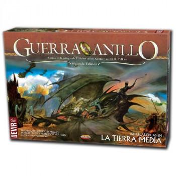 GUERRA DEL ANILLO (2ª EDICION)