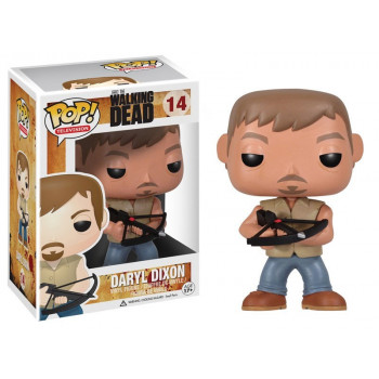 FUNKO POP! 14 DARYL DIXON. THE WALKING DEAD