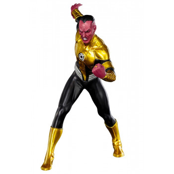 ESTATUA SINESTRO (THE NEW 52) ARTFX 23cm. DC COMICS