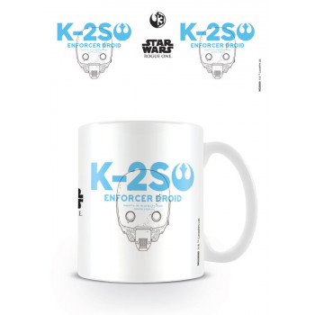 TAZA K-2SO ESQUEMA STAR...