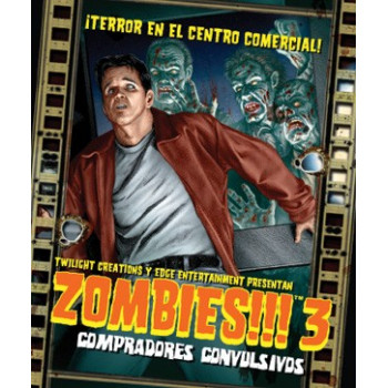 ZOMBIES!!! 3 - COMPRADORES COMPULSIVOS - EXPANSION