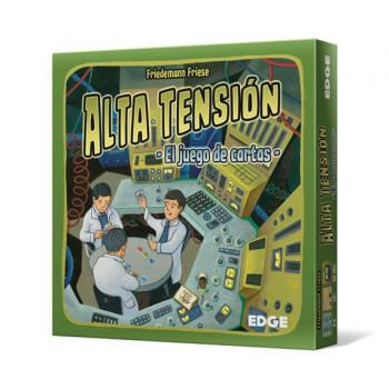 ALTA TENSION - EL JUEGO DE...