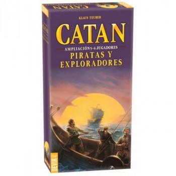 CATAN - PIRATAS Y...