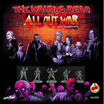 THE WALKING DEAD: ALL OUT WAR (EL JUEGO DE MINIATURAS)