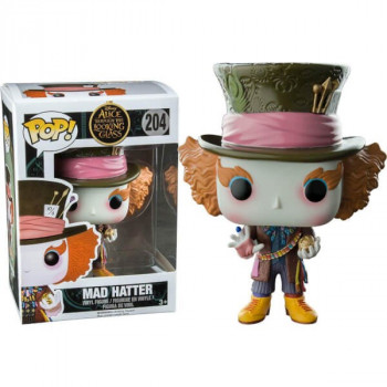 FUNKO POP! 204 MAD HATTER...