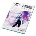 FUNDAS PARA COMICS CON CIERRE REUTILIZABLE TAMAÑO MAGAZINE 222x281mm (100 UNIDADES). ULTIMATE GUARD