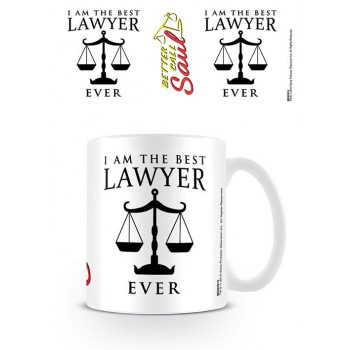 TAZA I AM THE BEST LAWYER EVER BETTER CALL SAUL. BREAKING BAD