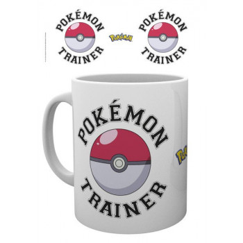 TAZA POKEMON TRAINER