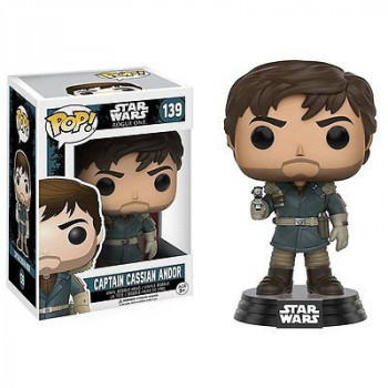 FUNKO POP! 139 CAPTAIN...