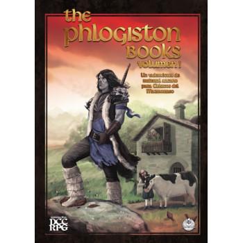 CLASICOS DEL MAZMORREO, THE PHLOGISTON BOOKS VOLUMEN I