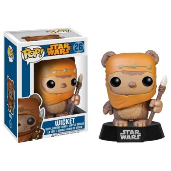 FUNKO POP! 26 WICKET STAR WARS
