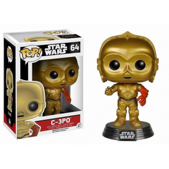 FUNKO POP! 64 C-3PO STAR WARS