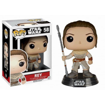 FUNKO POP! 58 REY STAR WARS