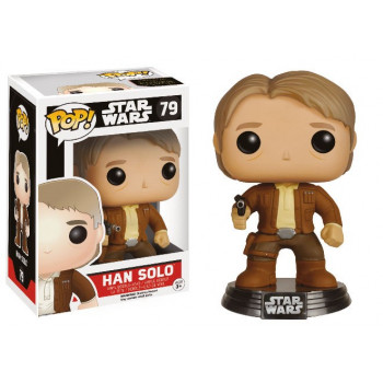FUNKO POP! 79 HAN SOLO STAR...