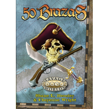 50 BRAZAS - SAVAGE WORLDS