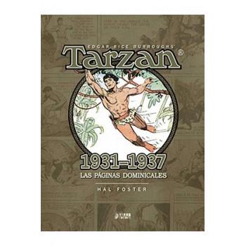 TARZAN: 1931-1937: LAS PAGINAS DOMINICALES