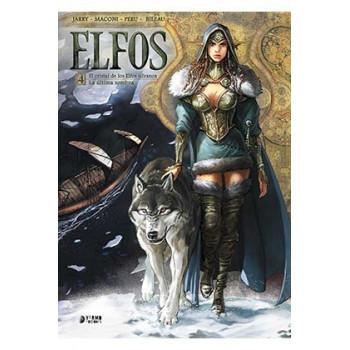 ELFOS 04. EL CRISTAL DE LOS ELFOS SILVANOS / LA ULTIMA SOMBRA