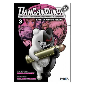 DANGANRONPA THE ANIMATION 03