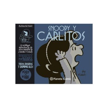 SNOOPY Y CARLITOS 1987-1988