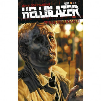 HELLBLAZER: PETER MILLIGAN 01