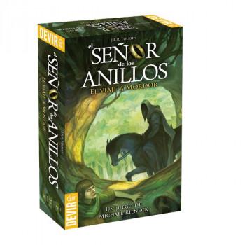 """SEÑOR DE LOS ANILLOS, DADOS """"EL VIAJE A MORDOR"""""""