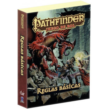 PATHFINDER REGLAS BASICAS (BOLSILLO)