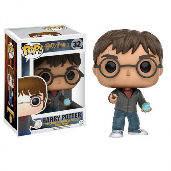 POP! 32 HARRY POTTER WITH PROPHECY. HARRY POTTER