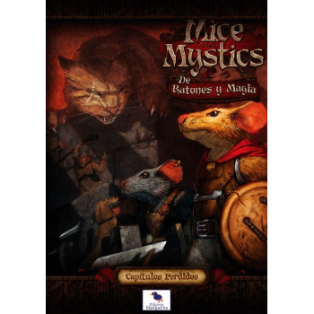MICE AND MYSTICS (DE RATONES Y MAGIA) EXPANSION - CAPITULOS PERDIDOS