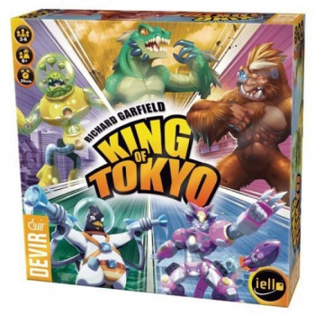 KING OF TOKYO (EDICION 2016)