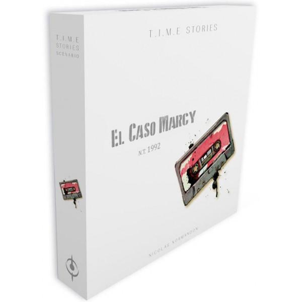 T.I.M.E. STORIES: EL CASO MARCY