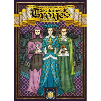 TROYES EXPANSION: LADIES OF TROYES