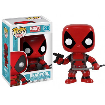 FUNKO POP! 20 DEADPOOL...