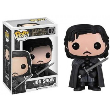 FUNKO POP! 07 JON SNOW...