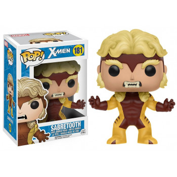 FUNKO POP! 181 SABRETOOTH...
