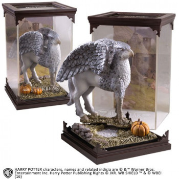 ESTATUA BUCKBEAK MAGICAL CREATURES. HARRY POTTER
