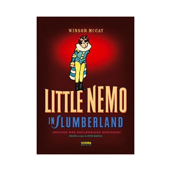 LITTLE NEMO IN SLUMBERLAND ¡MUCHOS MAS ESPLENDIDOS DOMINGOS!