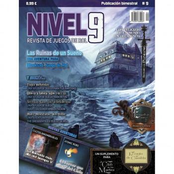 NIVEL 9 REVISTA DE JUEGOS DE ROL 09