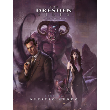 THE DRESDEN FILES 2, NUESTRO MUNDO