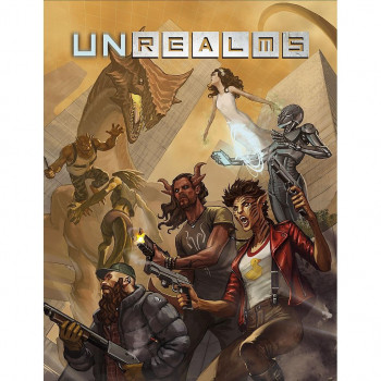 UNREALMS - MANUAL BASICO