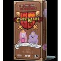 CARD WARS PRINCESA CHICLE CONTRA PRINCESA DEL ESPACIO BULTOS - CAJA DE INICIO. HORA DE AVENTURAS