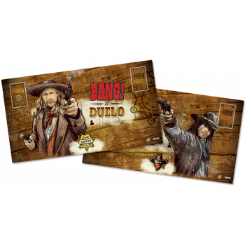 BANG! EL DUELO: TAPETES DE JUEGO