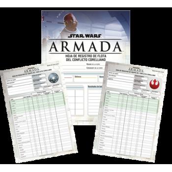 STAR WARS ARMADA: EL CONFLICTO CORELLIANO