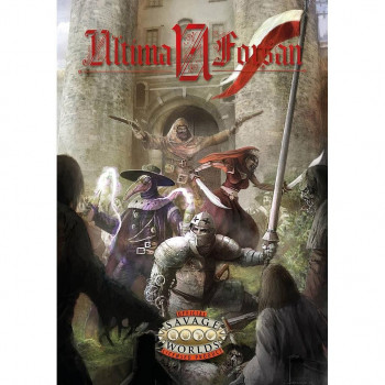 ULTIMA FORSAN - SAVAGE WORLDS