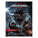 DUNGEONS & DRAGONS MONSTER MANUAL (INGLES) D&D