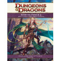 DUNGEONS & DRAGONS MARTIAL POWERS 2 (INGLES) (OFERTA) D&D
