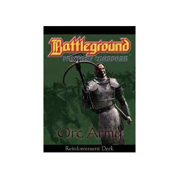BATTLEGROUND ORC ARMY (INGLES)