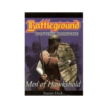 BATTLEGROUND MEN OF HAWKSHOLD (INGLES)
