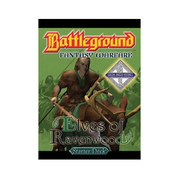 BATTLEGROUND ELVES OF RAVENWOODS (INGLES)