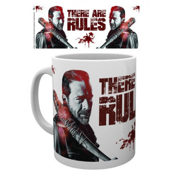 TAZA NEGAN THERE ARE RULES....